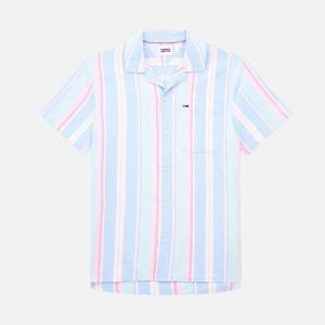 Stripe 1 SS Shirt DM0DM11518C1T