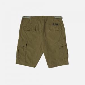 Modified Jungle Fatigue Shorts 2001-Olive