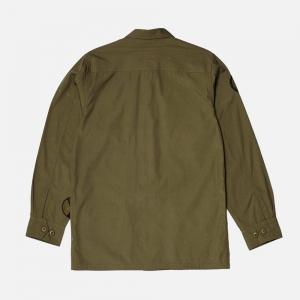 Jungle Fatigue Overshirt 2004-Olive