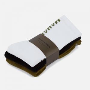Miltype Sport Sock 3pack 9346-Multi