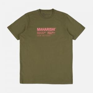 Maha Miltype21 T-shirt 9316-Olive