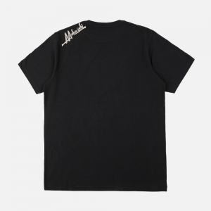 Heart Of Tigers Embroidered 2063-Black