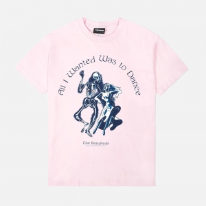 Dance T-Shirt P2010311-Pink