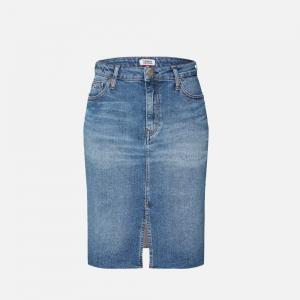 Tommy Jeans DENIM LONG SKIRT DW0DW06579911