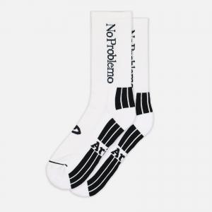 Aries No Problemo Socks FSAR00043-WHT