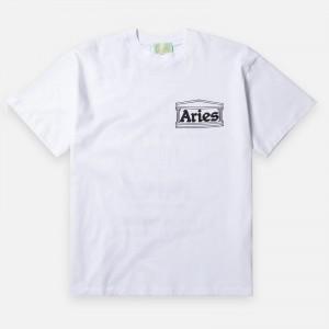 Aries Mystic Business SS Tee FSAR60006-WTH