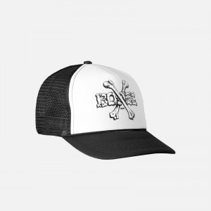 Powell Peralta Cross Bone Mesh Cap Hat 9PPC0004