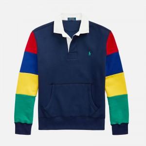 Polo Ralph Lauren Long Sleeve Rugby Polo Shirt 710842902001