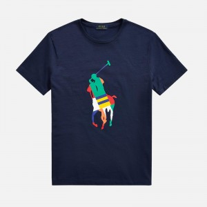 Polo Ralph Lauren Big Pony Short Sleeve T-Shirt 710843377001