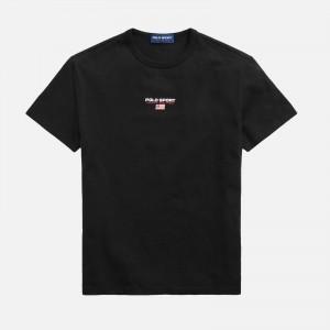 Polo Ralph Lauren Short Sleeve Centre Logo T-Shirt 710836755006