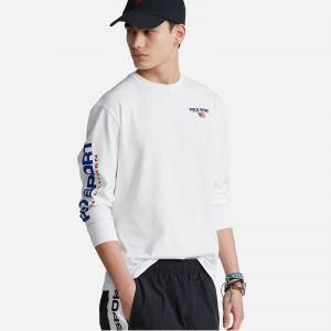 Polo Ralph Lauren Sport Long Sleeve T-Shirt 710842221001