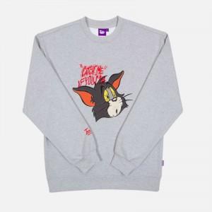 Tealer X Tom & Jerry Crewneck ART0015-KAK