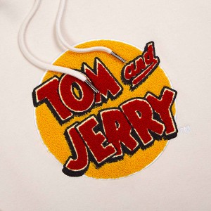 Tealer X Tom & Jerry Chenille Hoodie ART0019-SND