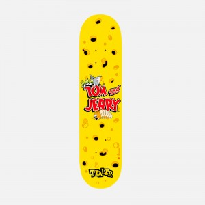 Tealer X Tom & Jerry Deck Board ART0020-MLT