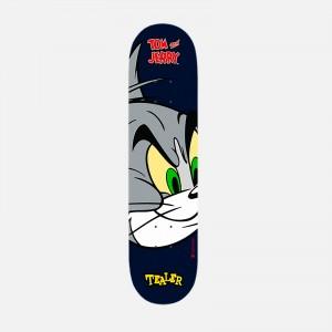 Tealer X Tom & Jerry Deck Board Tom ART0021-MLT