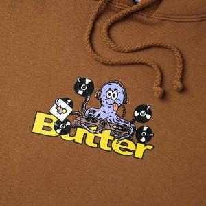 Butter Goods Octopus Logo Pullover Hoodie BGFW21OLPH Sdl