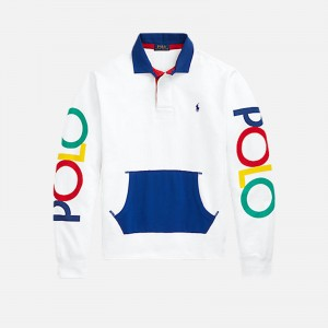 Polo Ralph Lauren Long Sleeve Rugby Polo Shirt 710842901001