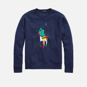 Polo Ralph Lauren Big Pony Fleece Crewneck 710845188002