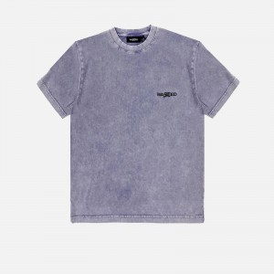 Wasted Paris Faded Signature T-Shirt FW21WPTSFS-PRP