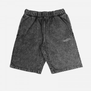 Wasted Paris Faded Signature Short FW21WPSFS-BLK
