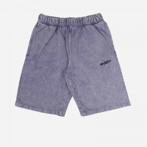 Wasted Paris Faded Signature Short FW21WPSFS-PRP