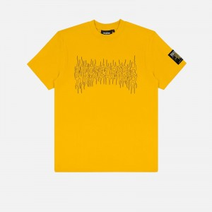 Wasted Paris Fire Cult T-Shirt FW21WPTSFC-YLL
