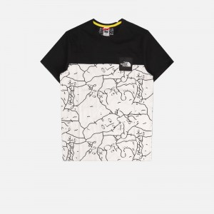 The North Face Black Box Search & Rescue S/S Tee NF0A55IB26C1