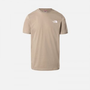 The North Face S/S Simple Dome Tee NF0A2TX5PLX1