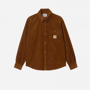 Carhartt WIP L/S Flint Shirt I029442.0EP.02.03