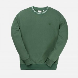 Daily Paper Derib Sweater 2122010-GRN