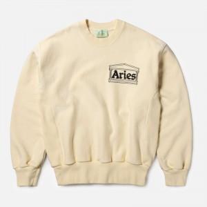 Aries Arise Premium Temple Sweatshirt FSAR20000-ALB