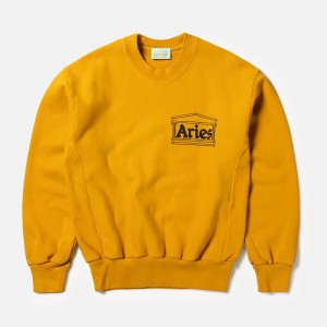 Aries Arise Premium Temple Sweatshirt FSAR20000-OCH