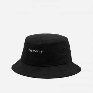 Carhartt WIP Script Bucket Hat I029937.0D2.XX.04