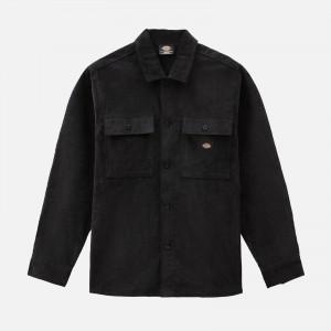 Dickies Higginson Shirt LS DK0A4XGQBLK1