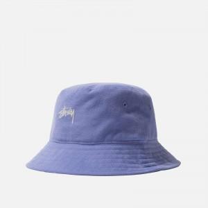 Stüssy Stock Bucket Hat 1321050-VIO