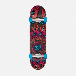 Santa Cruz Mandala Hand Full Complete Skateboard 11116432