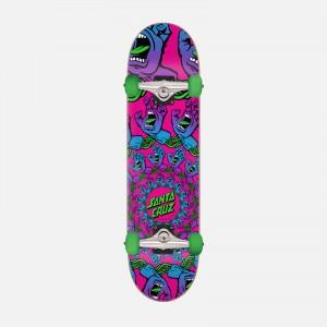 Santa Cruz Mandala Hand Mini Complete Skateboard 11116433