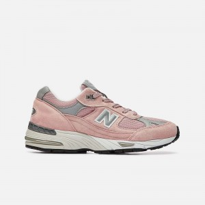New Balance Made in UK 991 W991PNK