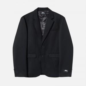 Stüssy Sport Coat 115607-BLAC