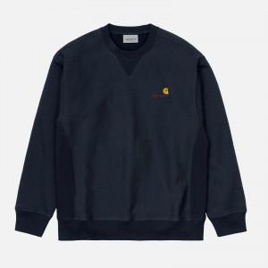 Carhartt WIP American Script Sweatshirt I025475.0EJ.XX.03