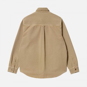 Carhartt WIP Glenn Shirt Jac I02866207EWF03