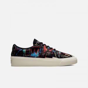 Converse X Basquiat Skidgrip 172584C