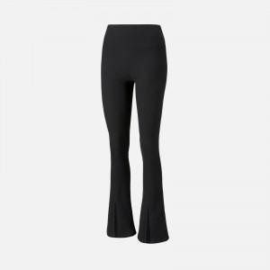 Puma Classics Ribbed Slit Pants 531614-01