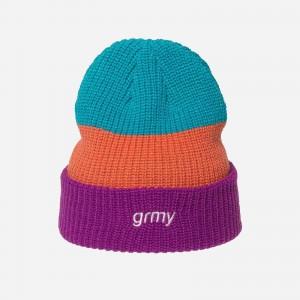 Grimey Flamboyant Beanie GRH222-PRP