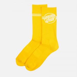 Santa Cruz Socks Opus Dot Stripe 3SF21138