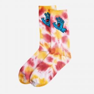 Santa Cruz Socks Screaming Hand 3SF21148