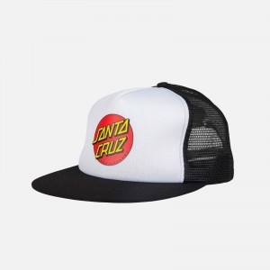 Santa Cruz Cap Classic Dot Snapback 3SF21115